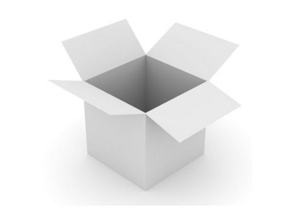Just A Big Box...